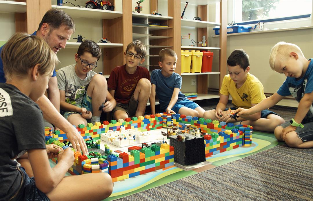 Warsztaty edukacyjne dla dzieci